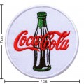 Coca Cola Coke Style-2 Embroidered Sew On Patch