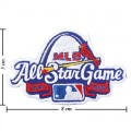 MLB All Star Game 2009 Embroidered Iron On/Sew On Patch
