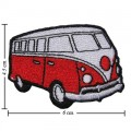 Volkswagen Style-2 Embroidered Sew On Patch