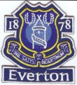 Everton Style-1 Embroidered Sew On Patch