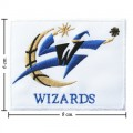 Washington Wizards Style-1 Embroidered Sew On Patch