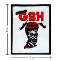 Charged GBH Music Band Style-2 Embroidered Sew On Patch
