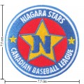 Niagara Stars Style-1 Embroidered Sew On Patch