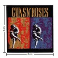 Guns N Roses Music Band Style-2 Embroidered Sew On Patch